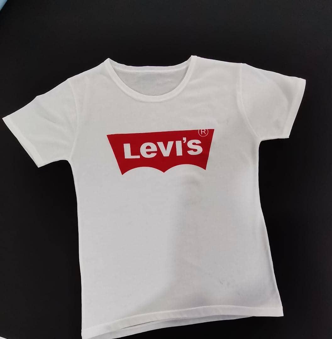 تیشرت چاپی levis